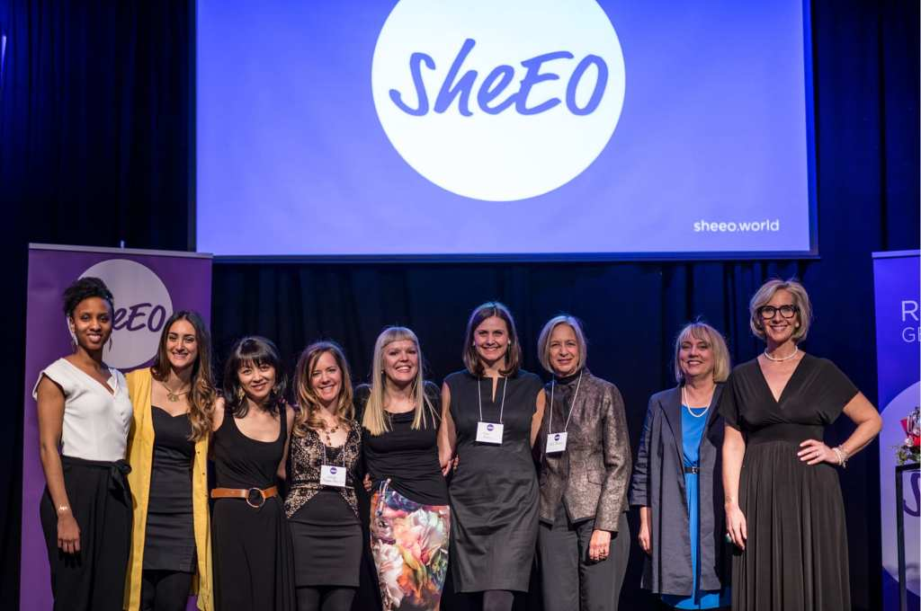 The women of SHEEO.WORLD  | ©  Lunagals