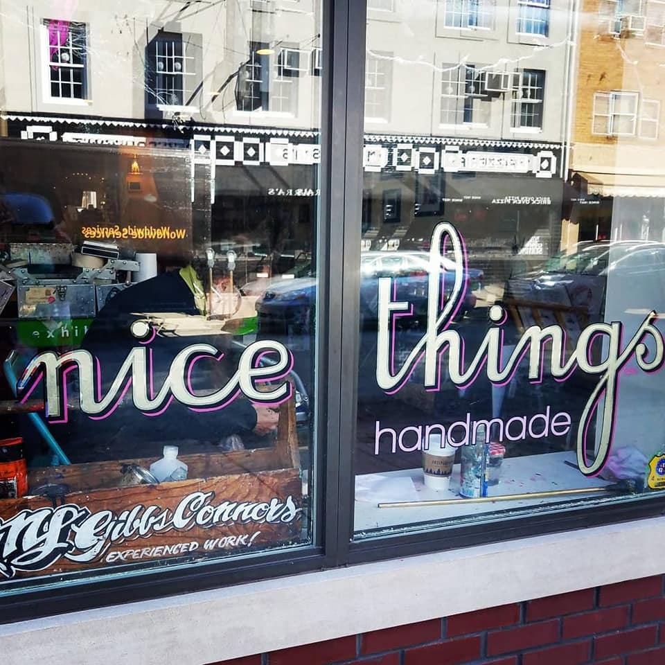 Over 55 women-owned businesses one Passyunk Avenue | © Courtesy of Nice Things Handmade's Facebook Page