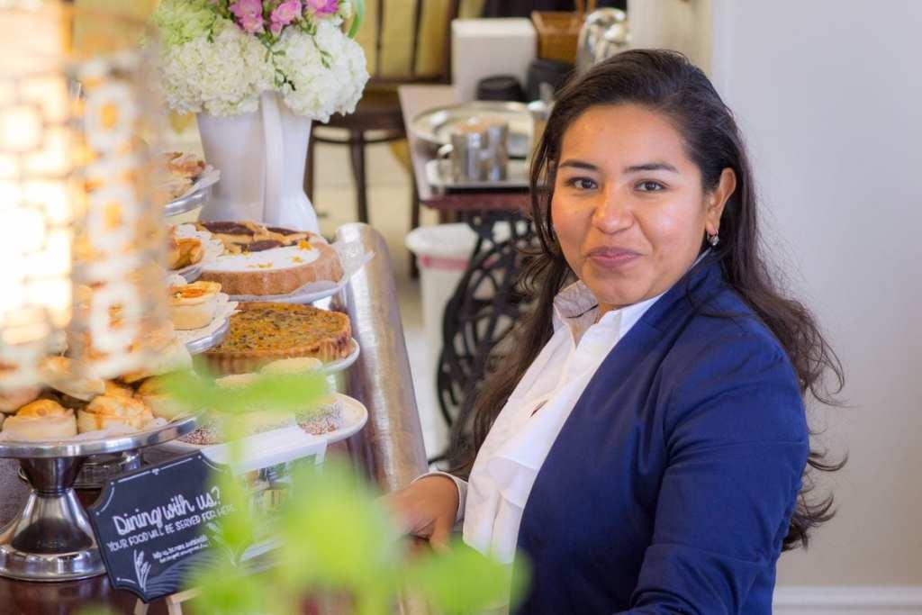 Jezabel Careaga of women-owned the Jezabel's Cafe in Philadelphia | © Eater Philadelphia