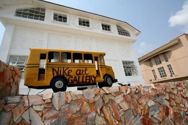 Nike Art Gallery in Lagos | © Jeremy Weate/Flickr