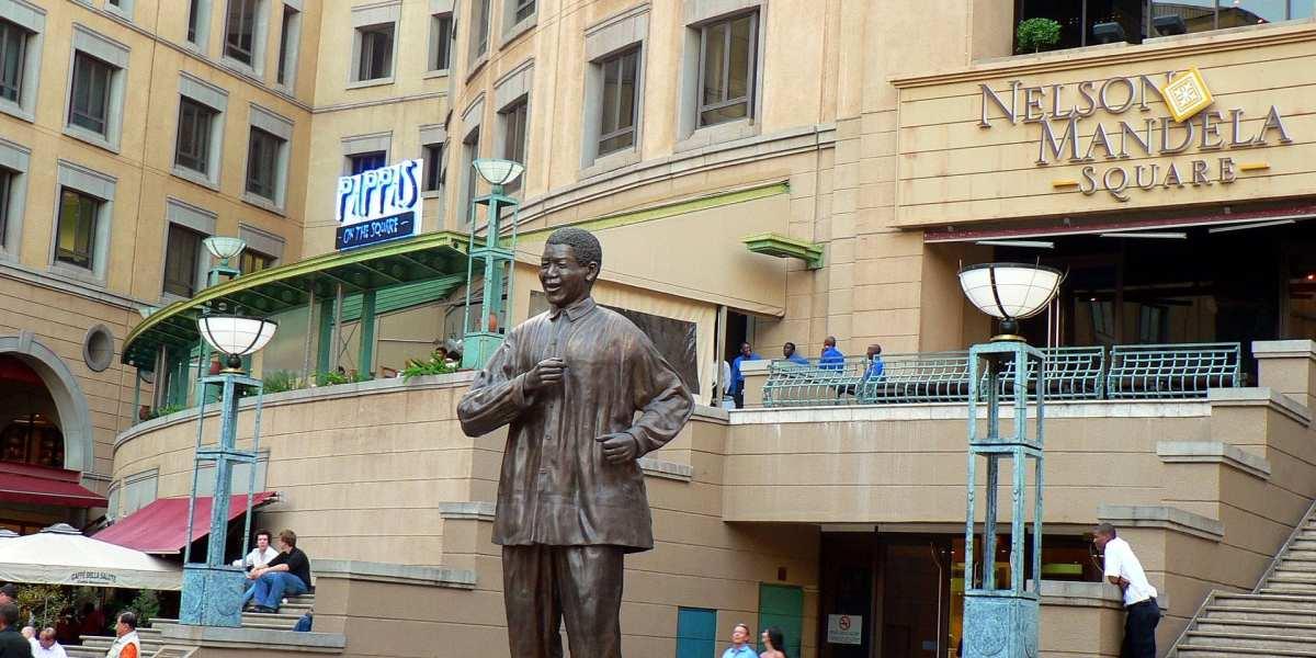 Nelson Mandela Square, Johannesburg | © misio/Pixabay
