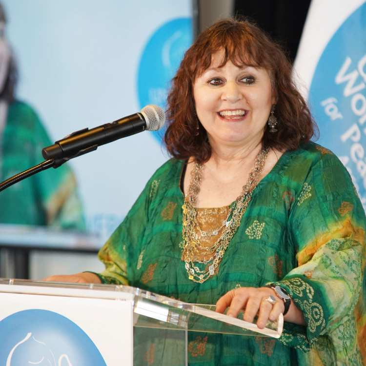UN Women for Peace Fights to End Violence Against Women
