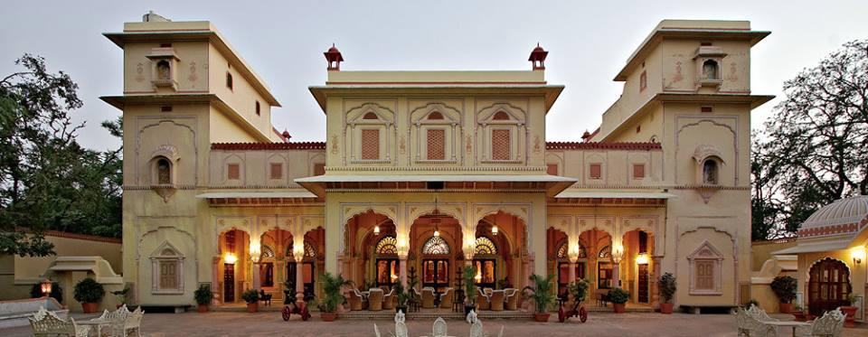 © Courtesy of Narain Niwas Palace Facebook Page