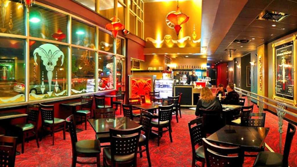Cafe at the SalemCinema | ©Courtesy of SalemCinema