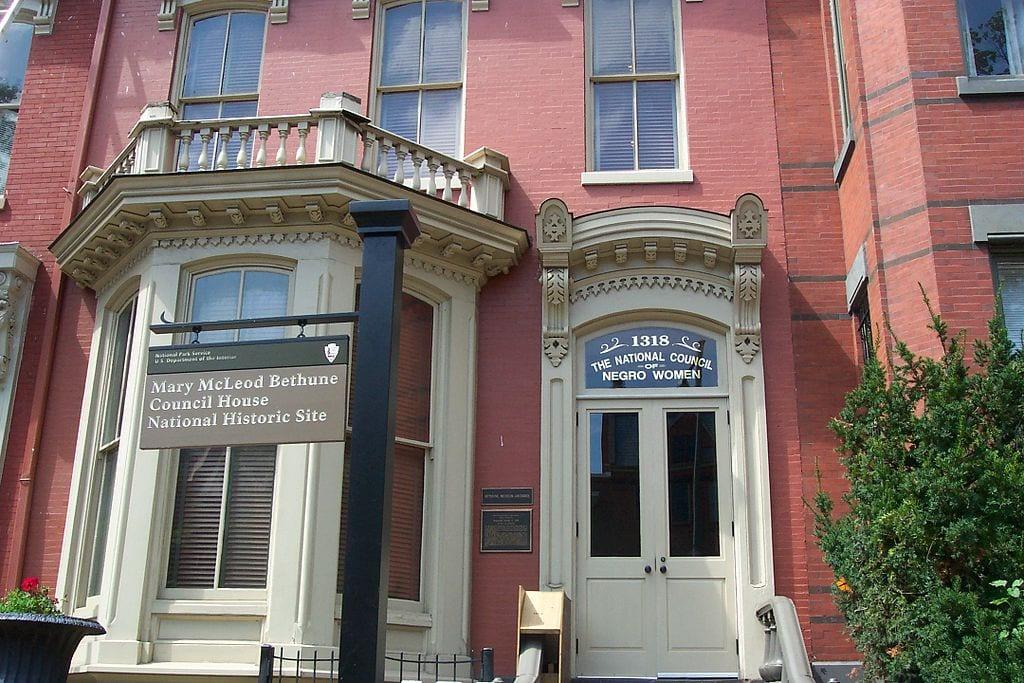 Mary Mcleod Bethune Council House National Historic Site | © Geraldshields11/Wikimedia