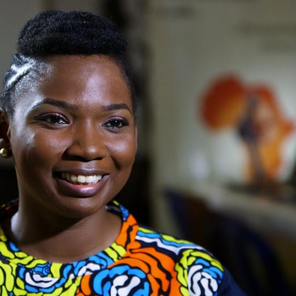 The Tech Entrepreneur Cracking the Code for Girls