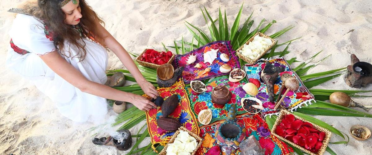 Images courtesy of Quintana Roo Tourism Board / Oaxaca Ancestral