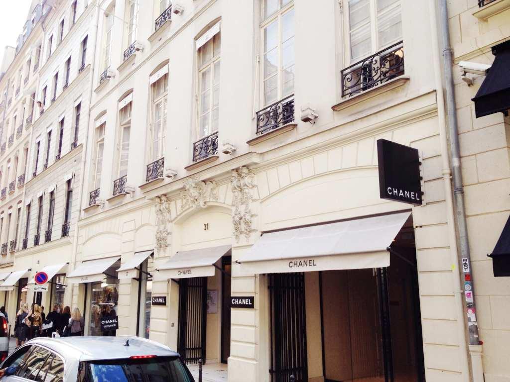 32 Rue Cambon in Paris where Coco Chanel lived   © Aloveswiki/Wikimedia