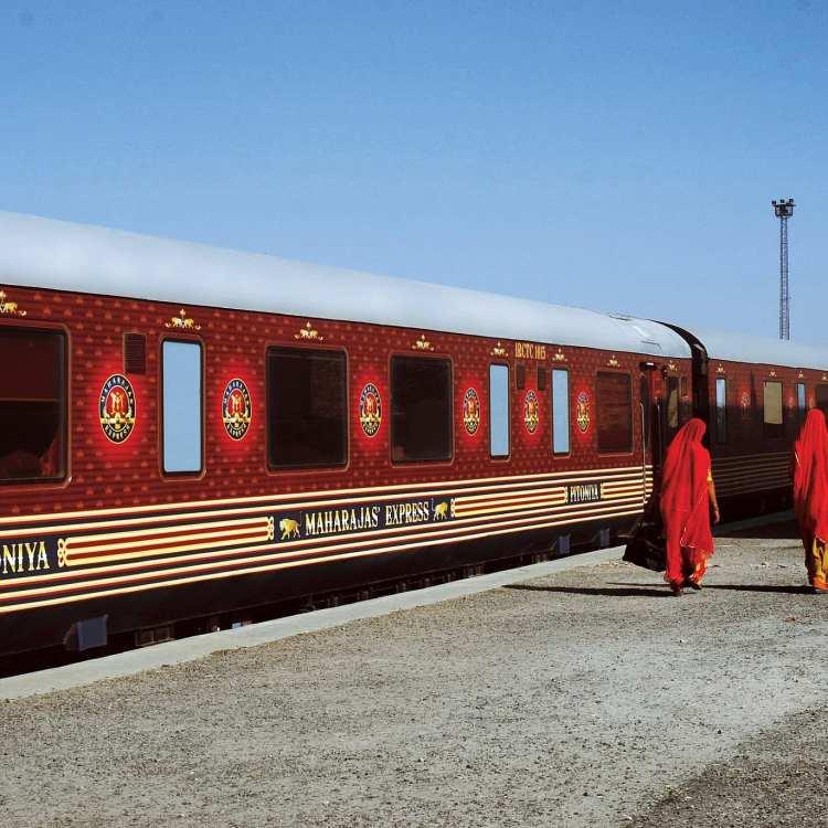 All Aboard India's Award-Winning Maharaja Express