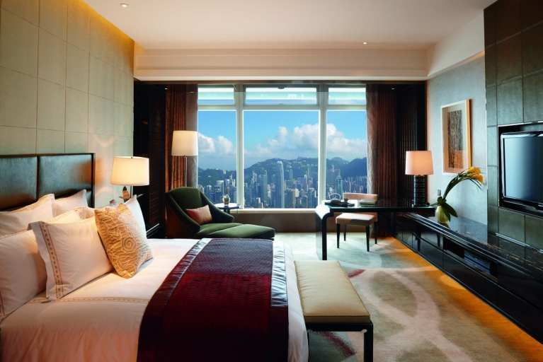 Courtesy of The Ritz Carlton Hong Kong