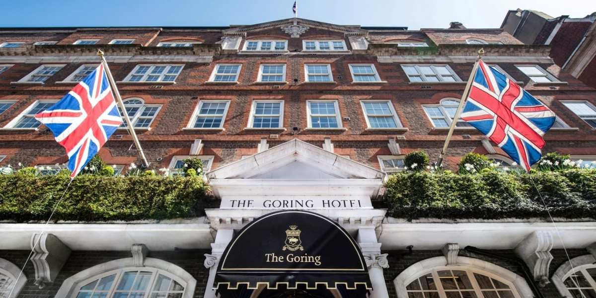 Courtesy of The Goring's Official Facebook Page