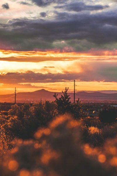 Santa Fe, New Mexico | © Maddy Baker/Unsplash