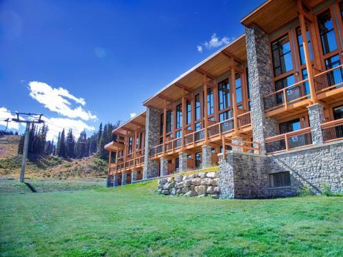 Courtesy of the Sunshine Sky Lodge in Banff, Canada