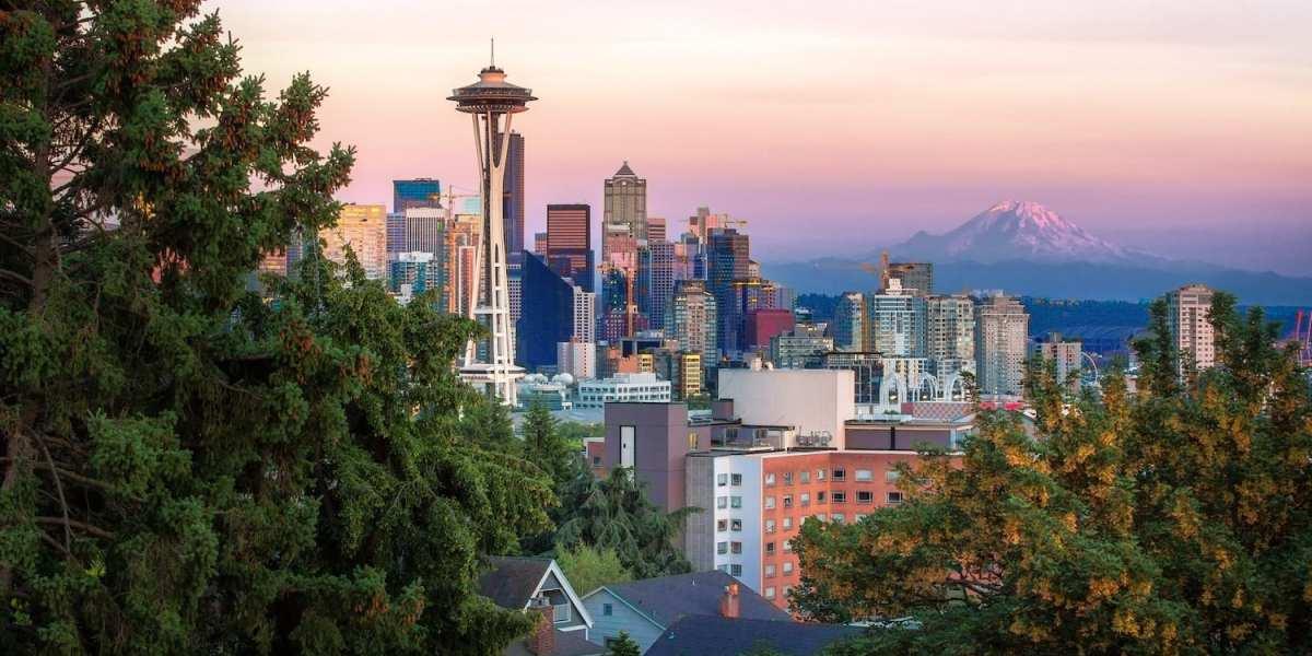 Seattle skyline © | Luca Micheli/Unsplash