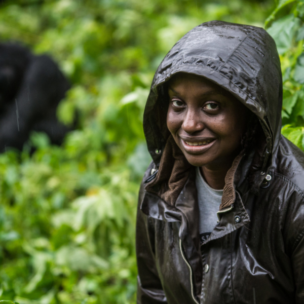 The Ugandan Vet Saving Gorillas & Empowering Communities