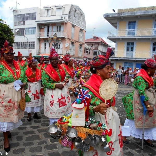 Guadeloupe's Festival of Female Cooks