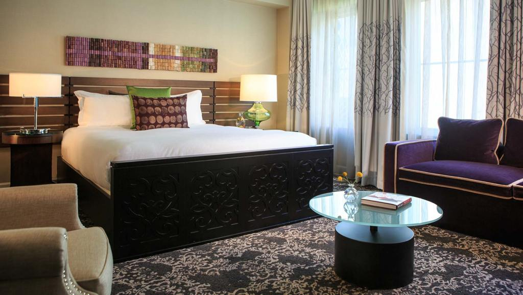 The Kimpton Hotel Vintage is a perfect place for wine lovers to find a comfortable stay © | The Kimpton Hotel Vintage
