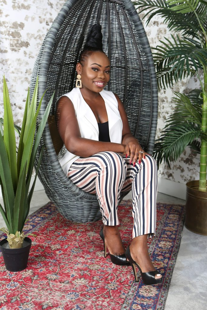 As founder, Yaa Birago hopes for Femmebnb to be the leading sustainable travel and hosting hub for women | © Courtesy of Yaa Birago