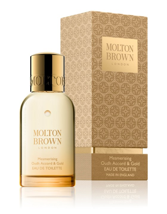 Molton Brown, Mesmerizing Oudh Accord & Gold