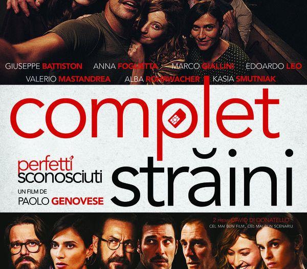 Perfetti sconosciuti  – Perfect Strangers