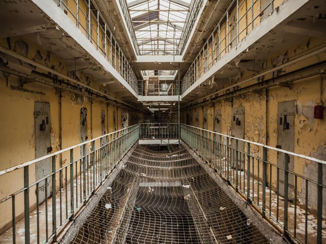 Prison Abandonnée Lille Nord