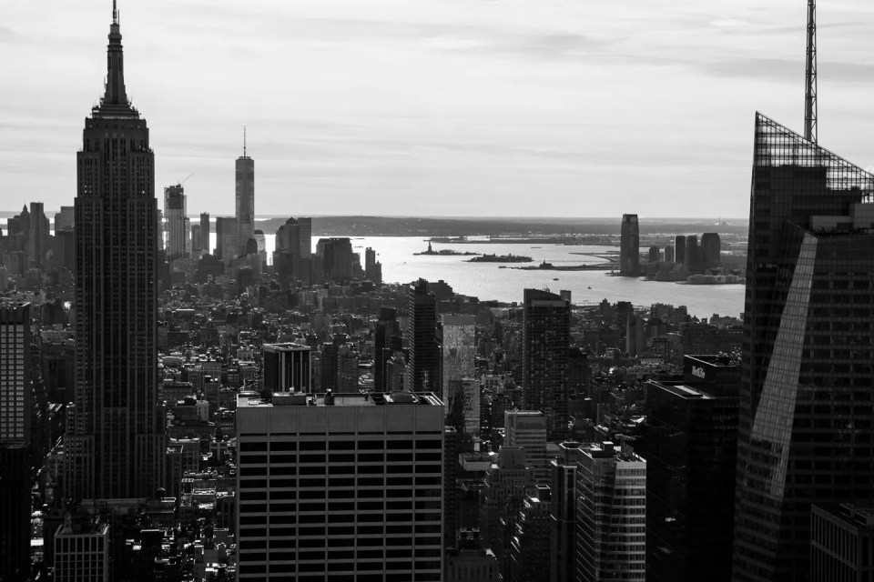 New York en 4 jours Top of the Rock