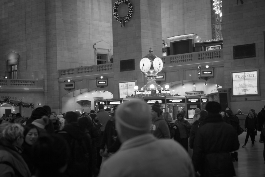 New York en 4 jours Central Station