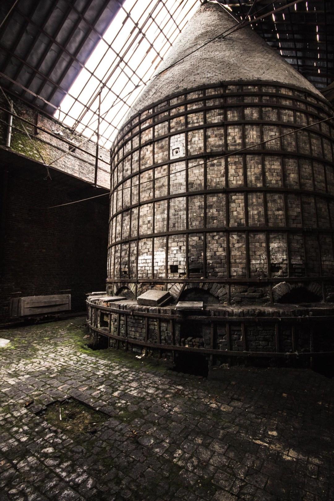 Urbex Faïencerie abandonnée