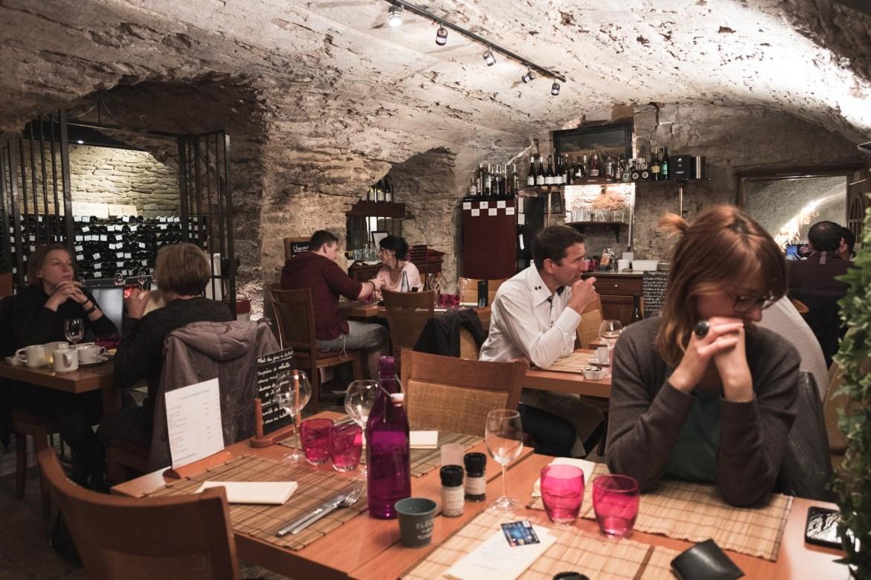 Restaurant le Conty Beaune