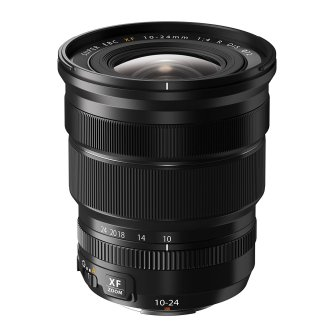 Objectif 10-24mm Fujifilm