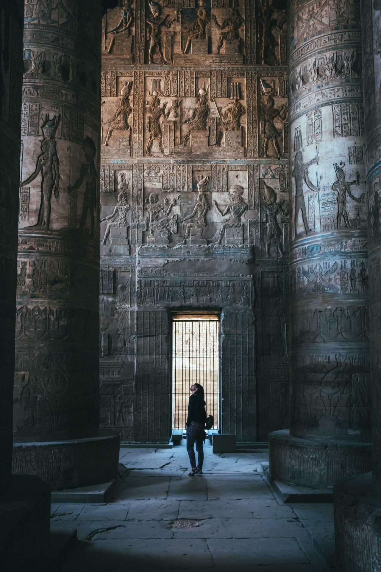 Temple de Dendara