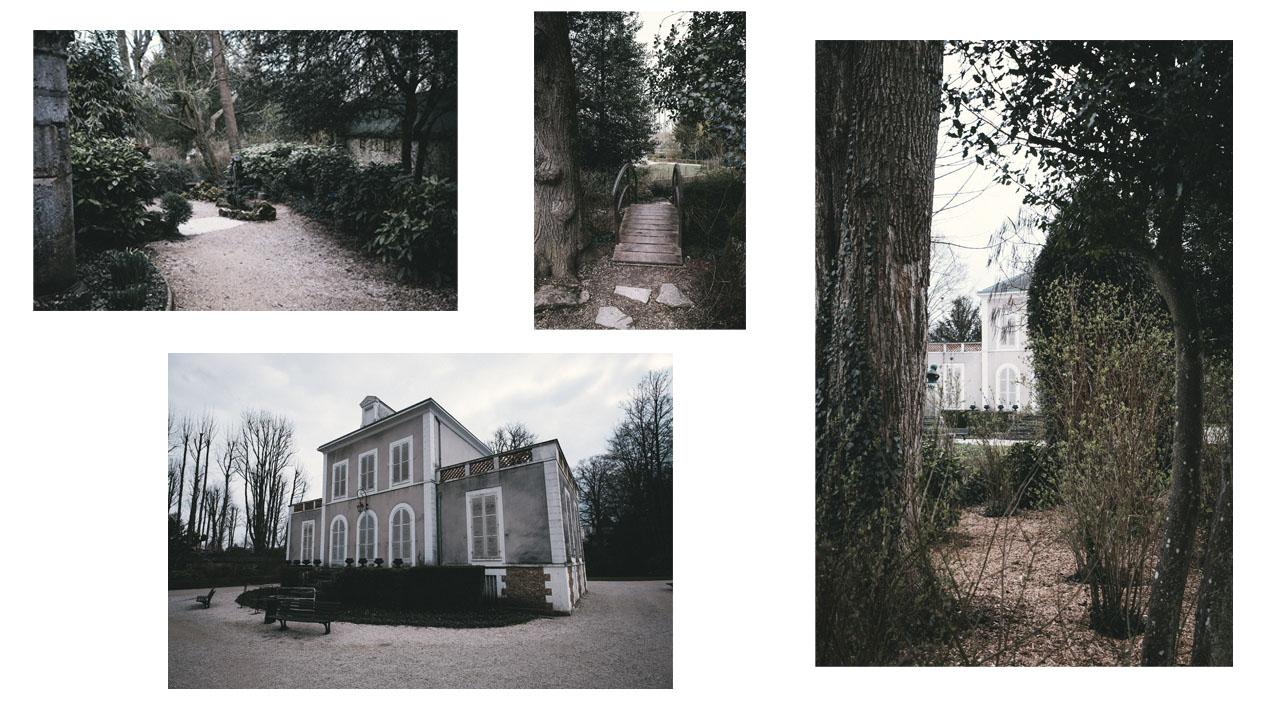 Le jardin Garnier à Provins