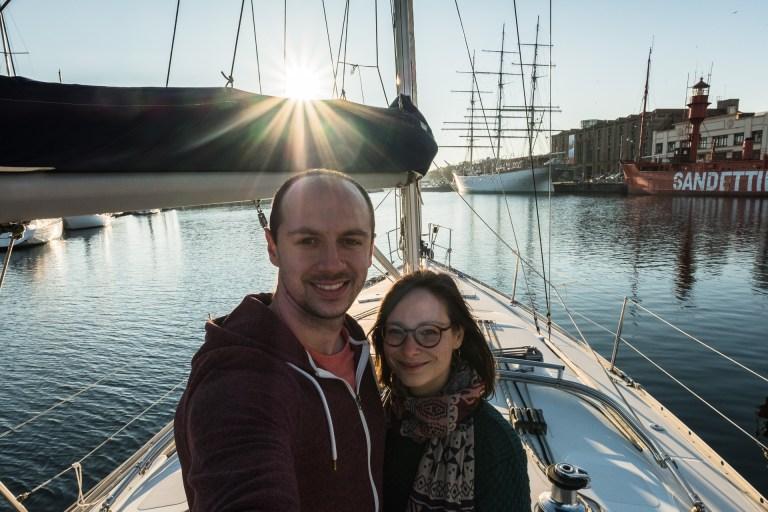 Sailing Kerguelen Tour du monde à la voile