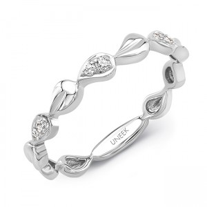 Diamond Stackable Bands Stacking Diamond Rings