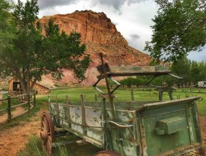 Capitol reef et Scenic Byway 12 - 00021
