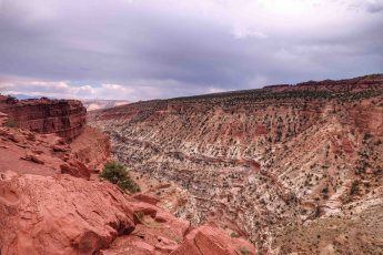 Capitol reef et Scenic Byway 12 - 00028
