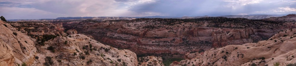 Capitol reef et Scenic Byway 12 - 00044