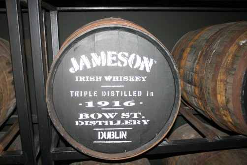 Old Jameson Distillery - 00010