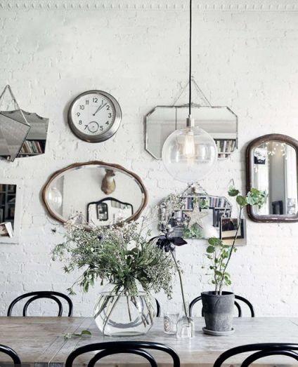 miroirs accumulation
