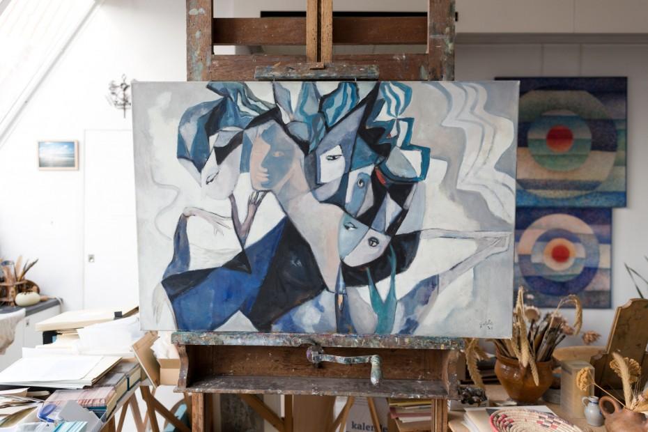 atelier artiste
