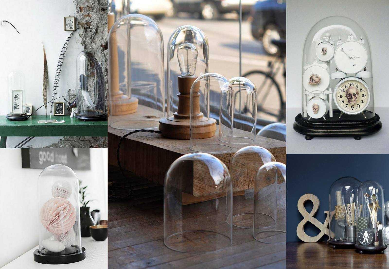 Que Mettre Sous Une Cloche En Verre globe en verre : 10 idées pour une déco sous cloche ! | une