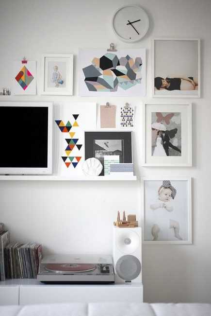 mur cadres idées_5