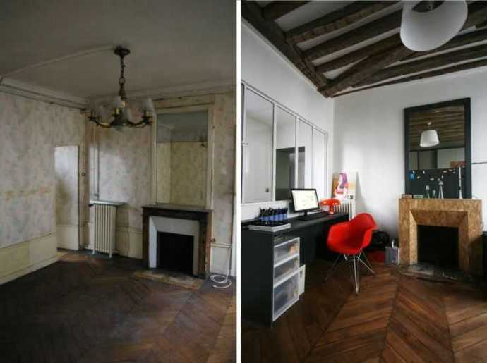 avant apres renovation appartement_5