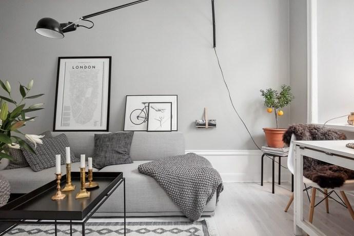 appartement murs gris 2