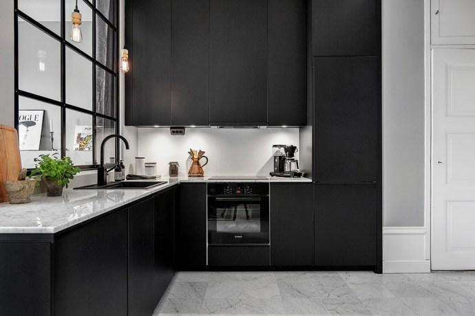 appartement murs gris 4