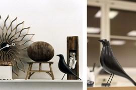 id e un bureau sur tr teaux 12 inspirations et une selection shopping une hirondelle dans. Black Bedroom Furniture Sets. Home Design Ideas
