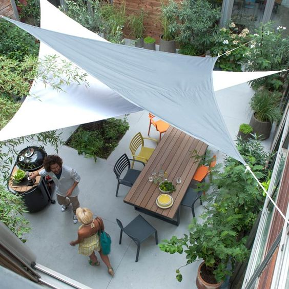 Amenager Sa Terrasse 26 Idees Et Astuces Une