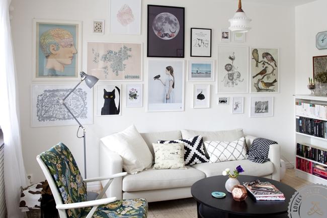 des affiches sur les murs 9 adresses pour en trouver une hirondelle dans les tiroirs. Black Bedroom Furniture Sets. Home Design Ideas