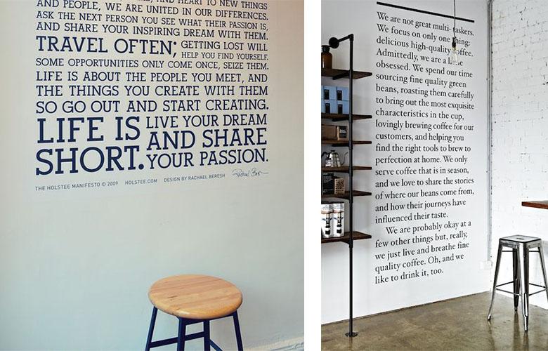 idées originales décorer murs_10