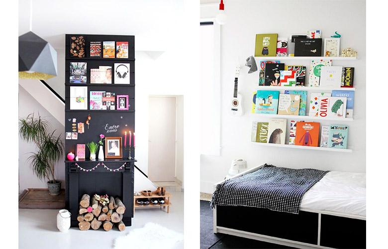 idées originales décorer murs_2